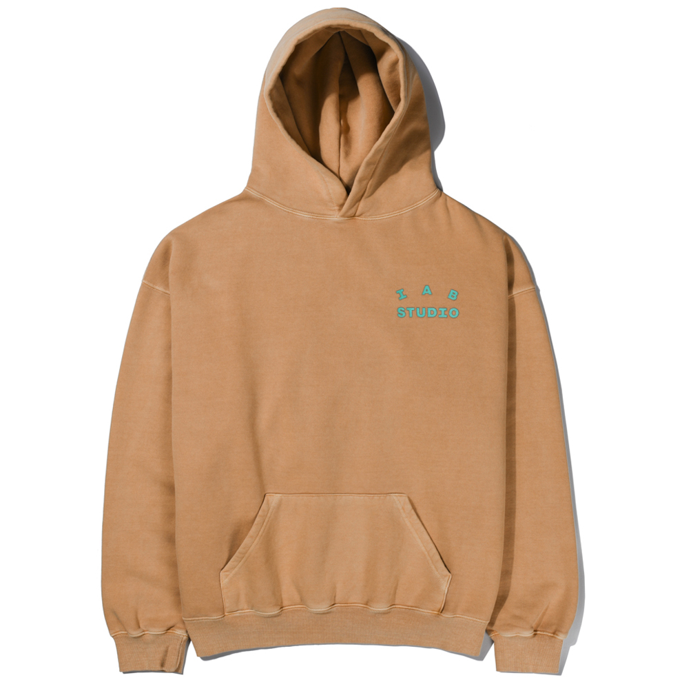 CAMEL YELLOW HOODIE